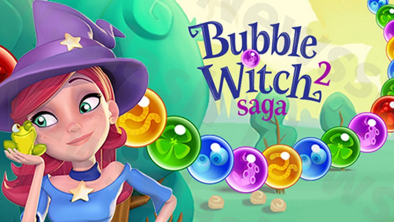 Buble Witch