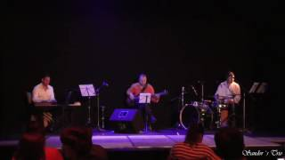 Kiss in the night - Art Cafe Durov Moscow - Sandor´s Trio