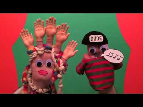 "Kepi Ghoulie ""The Beast With 5 Hands"" Music Video"