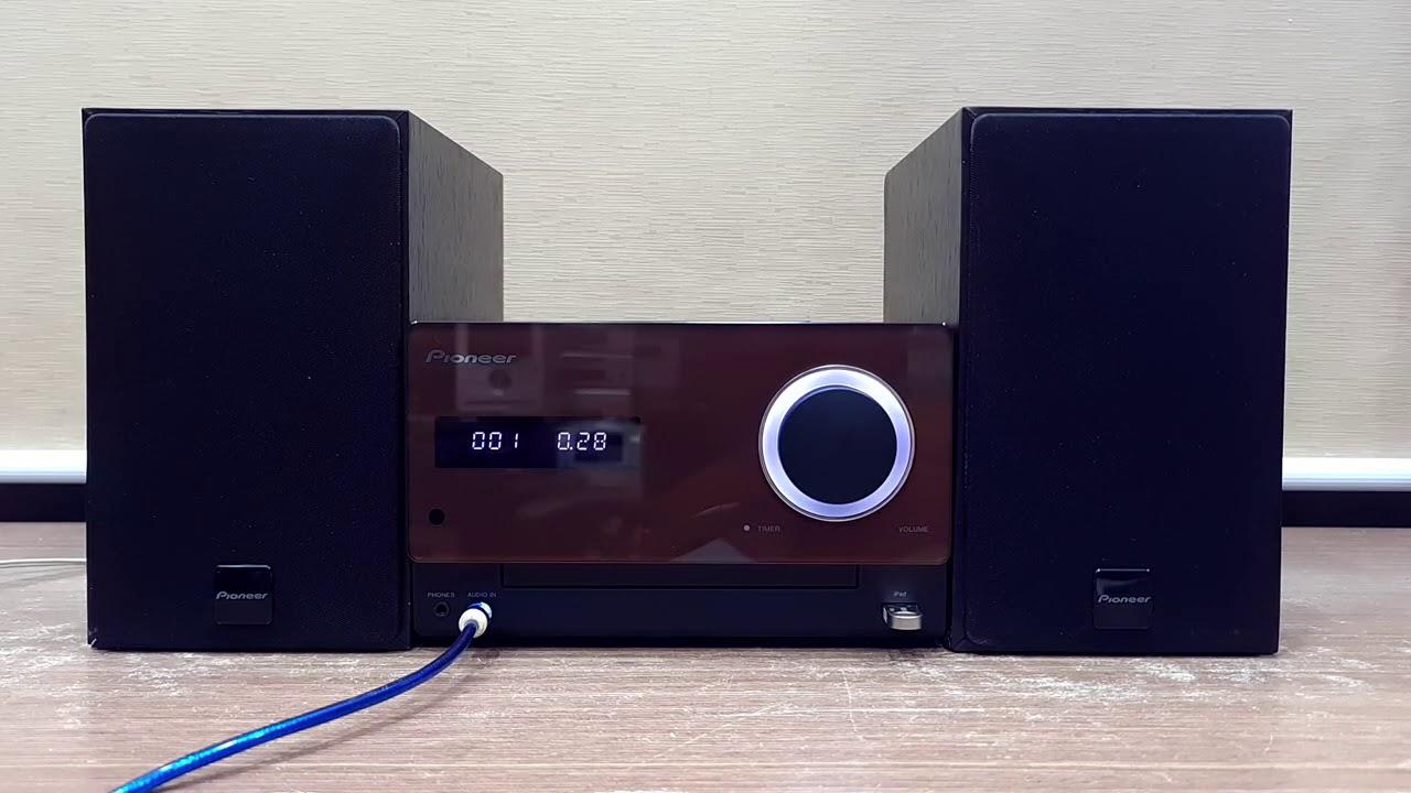 (Giá 2tr2) PIONEER_CM31 Đời 2013 Có Cổng USB, Âm Bass Rất Lực.