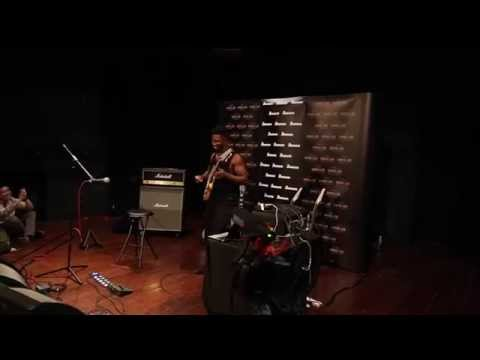 Tosin Abasi 2015 Guitar Clinic Tour | Presented by Ibanez & Swee Lee Music Academy