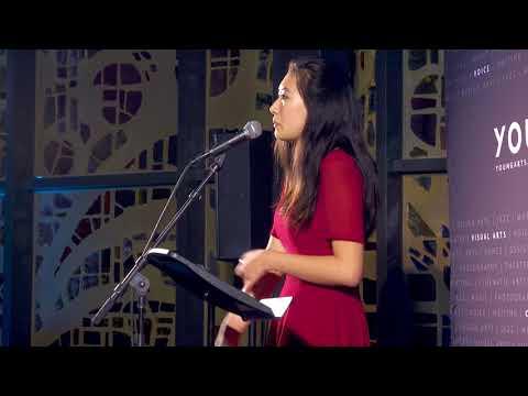 Athena Chu  Spoken Word  2018 National YoungArts Week
