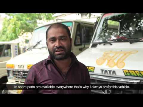 TATA 407 :  Sujit Bhattacharjee shares his experience