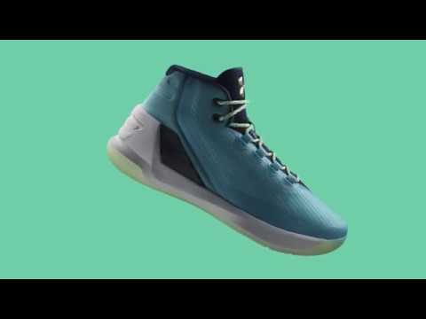 Curry 3 | Reign Water - YouTube