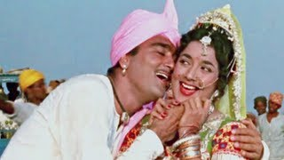 Bol Gori Bol Tera Kaun Piya - Classic Hindi Song - Sunil Dutt, Nutan - Milan