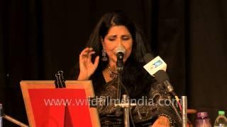Shevanti Sanyal sings Begum Akhtar ghazal masterpieces