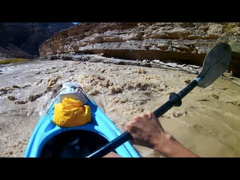 MY FAVORITE ADVENTURE YET – Kayak Camping in the Desert