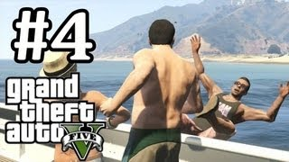 gta 5 walkthrough part 4 with commentary family bonding grand theft auto v let s play 1080p