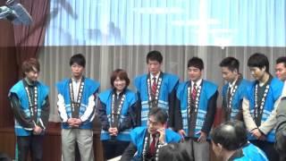 2021年世界水泳選手権開催都市として、福岡市が選ばれました!