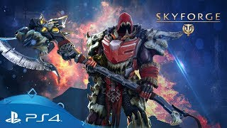 Skyforge | Revenant Release Trailer | PS4