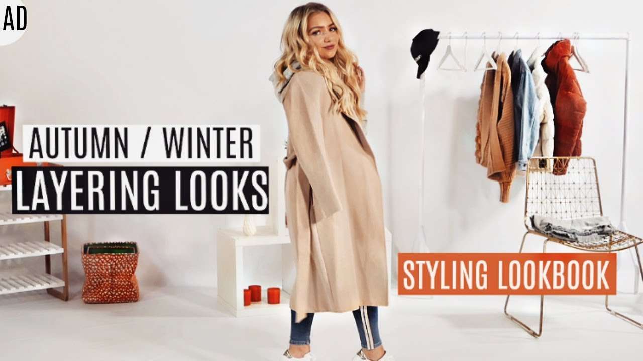 Autumn Winter Layering Looks / With intu Merry Hill / AD