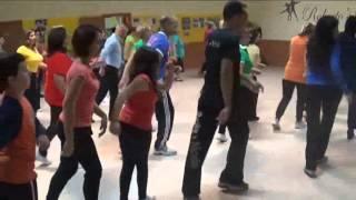 ballo di gruppo KIZOMBA thumbnail