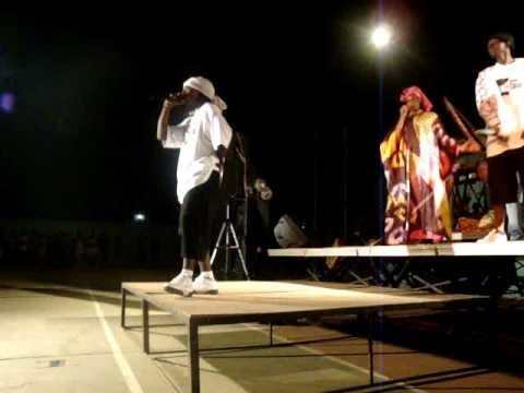 BEST FRIENDS at BIG UP GB EVENT GUINEA BISSAU!