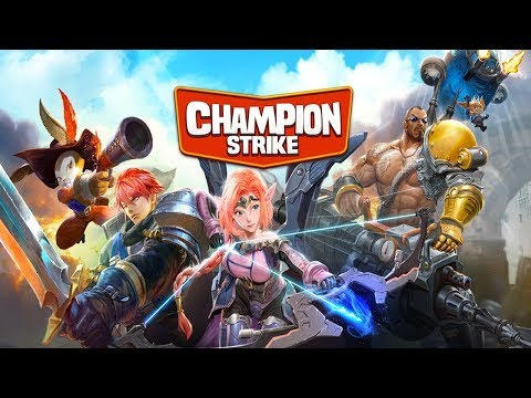 Champion Strike android game first look