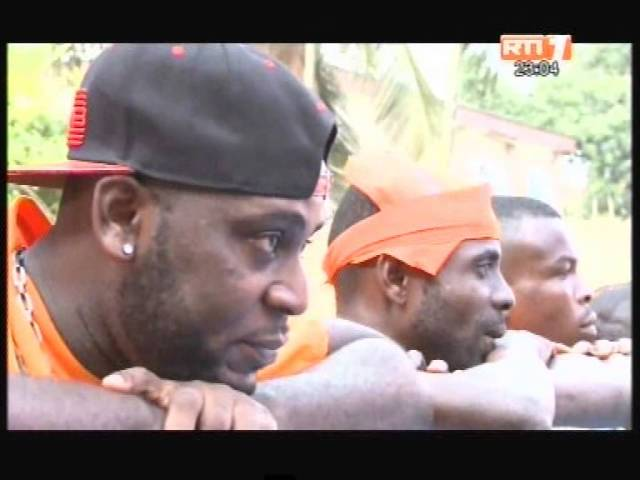 CAN 2013: Ambiance de match Côte d'Ivoire -Nigéria et Togo - Burkina Faso Travel Video