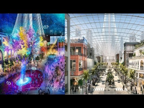 Dubai Square Mall Retail Mega Project: Dubai Revealed Biggest Mall Space Mega  Project In World $2Bn