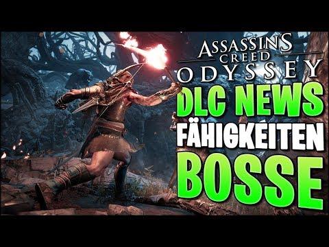 NEUE FÄHIGKEITEN, NEUE BOSSE, NEUES DLC - Langzeitsupport In Assassin's Creed Odyssey