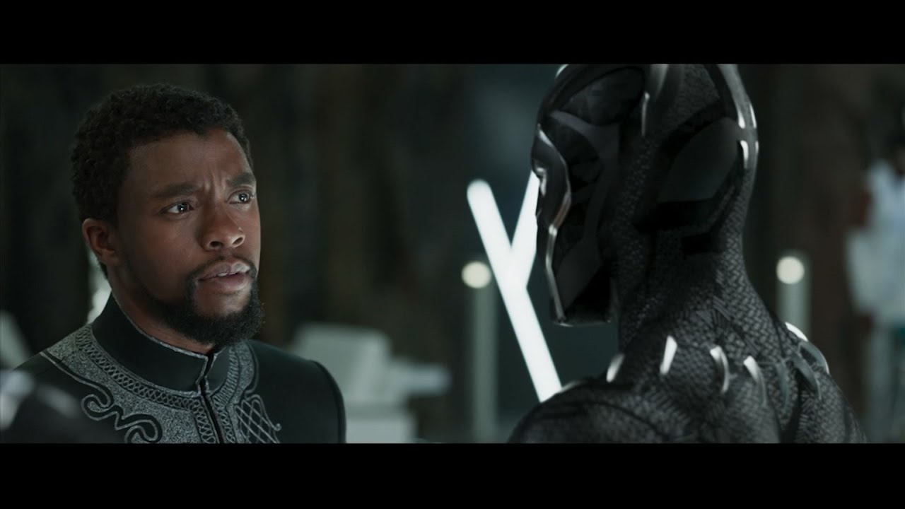 'Black Panther' Boseman reveals childhood heroes
