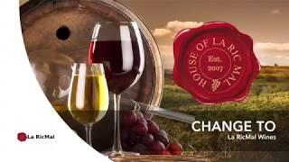 La RicMal - Premium South African Wines - Promo Video