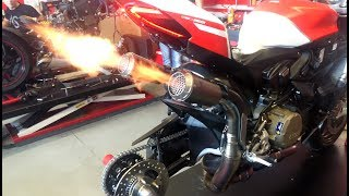 Ducati Superleggera Akrapovič