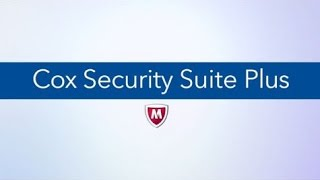 Discover Cox Internet Security Software | High Speed Internet