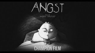 ANGST - An Animated Horror Short Film by Champion Film [Bangkok University - FLM300]