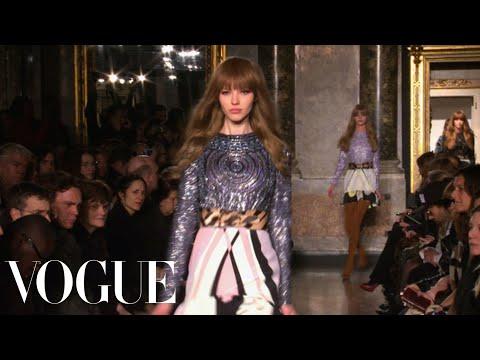 Fashion Show - Fall 2013 Ready-to-Wear: Emilio Pucci