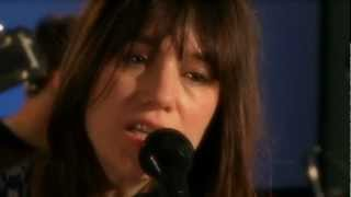 Charlotte Gainsbourg: Out of Touch live session