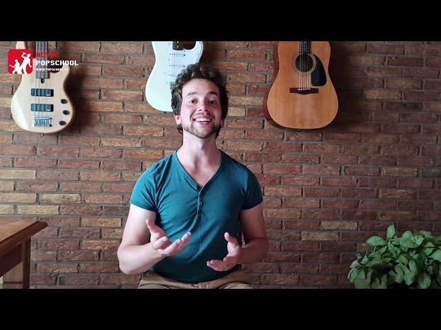 Novae Popschool zangtips | Zingen zonder spanning: 8 tips