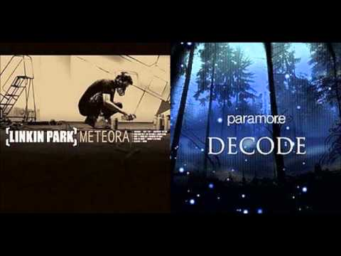 Linkin Park vs. Paramore - Somewhere I Belong vs. Decode (Mash-up)