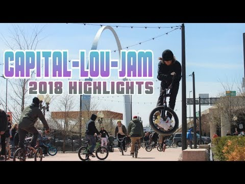 ST. LOUIS BMX JAM HELD AT GUN POINT Capital-Lou-Jam 2018 Highlights