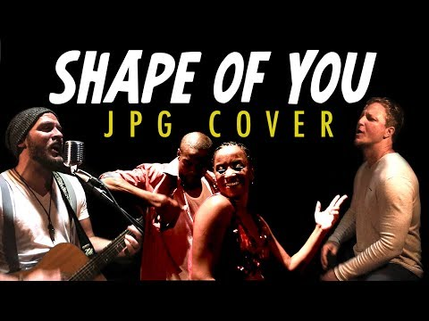 SHAPE OF YOU - Ed Sheeran (JPG Cover)