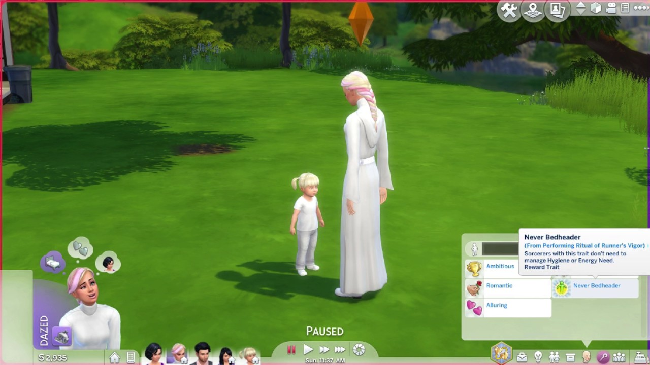 the sims 4 sorcerer mod