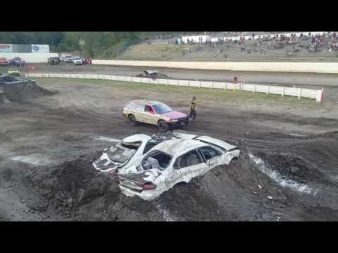 Subaru Scott Skagit speedway tuff truck 2019 round one
