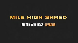 How to Play a Gallop Rhythm on Bass