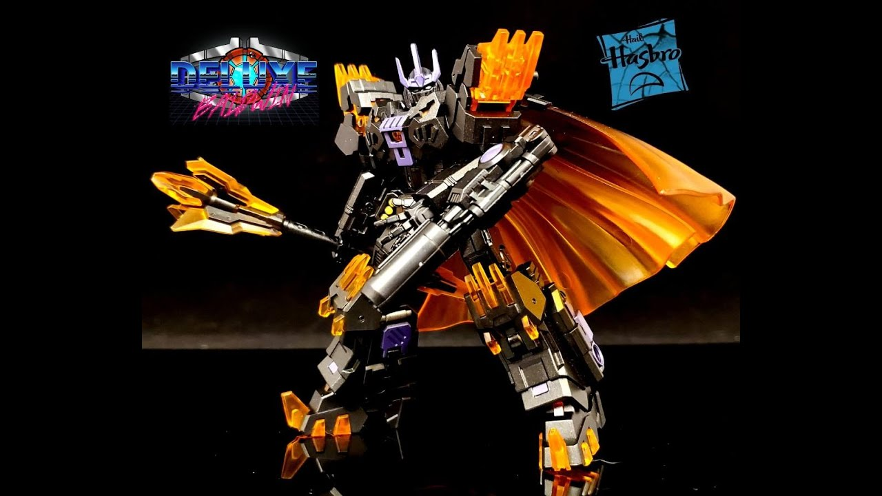 Iron Factory's Chaos Raven! Review by Deluxe Baldwin