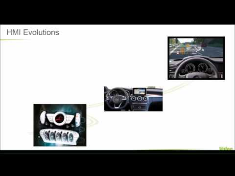 5-Towards Connected Car – Human Machine Interface