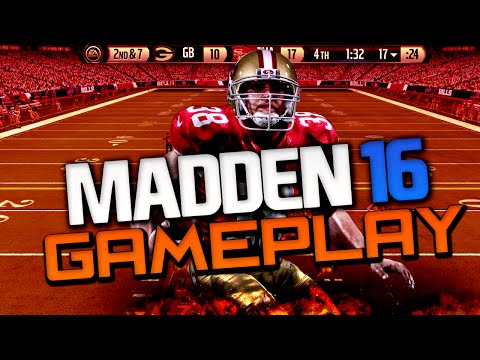 JARRYD HAYNE DOES IT AGAIN! 300+ ALL PURPOSE YARDS! | MADDEN 16 ULTIMATE TEAM