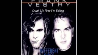 Frank Vestry (USA) Melodic Hard Rock Catch Me Now I'm Falling (2004)