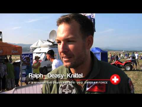 Swiss Air Force in Slovakia 2015