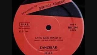 """Helen - """"Zanzibar (Afro Mix)"""""""