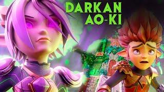 Gormiti | Darkan Aoki | Clip 80