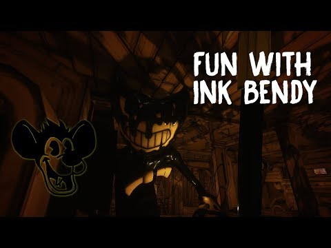Fun with Ink Bendy