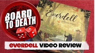 Everdell Board Game Video Review