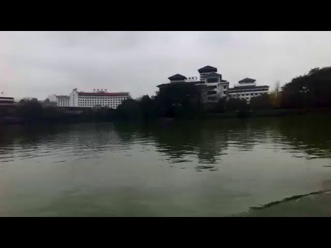 A Winter in Guilin