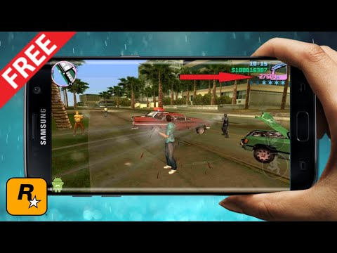 How To Install And Use GTA Vice City Unlimited Health Mod In Android || Androidgaming ||