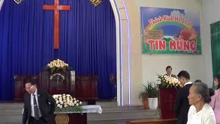 HTTL PHƯỚC AN - Chương trình thờ phượng Chúa - 30/08/2020