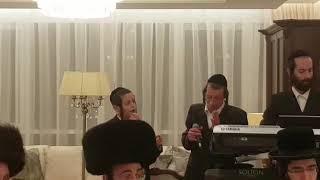 Moshe Kohen & Wonder Child Dudi Linker Singing