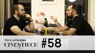 #58 Piticul cu erectie este calea catre inima femeii CineStieCe Podcast cu Teo si Vict ...