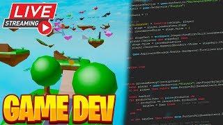 LIVE NOW (Roblox Development) Controlla Descrizione!